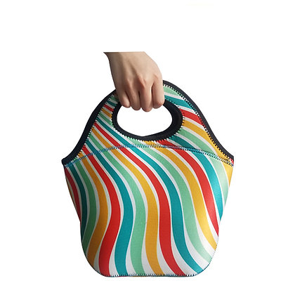 8145 Insulated Neoprene Lunch Bag