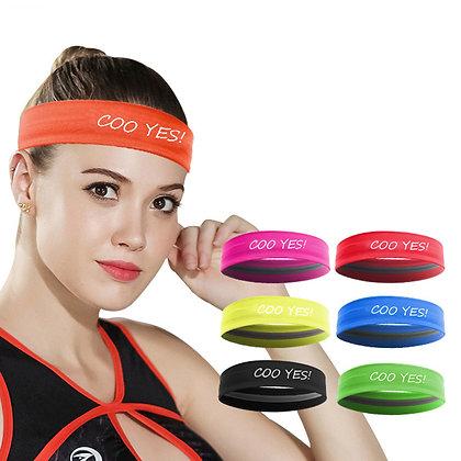 6206 unning Jogging Yoga Hiking Headband