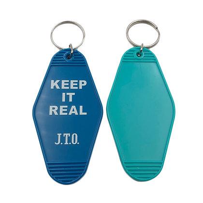 6195 Hotel Key Tag -Oval