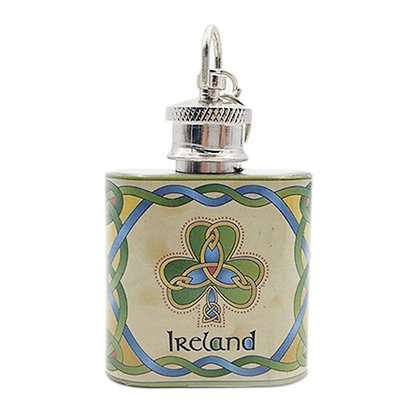 6238 Full color imprint Mini flask 1 oz