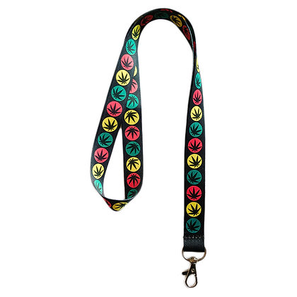 6174 3/4 '' Full Color Lanyards