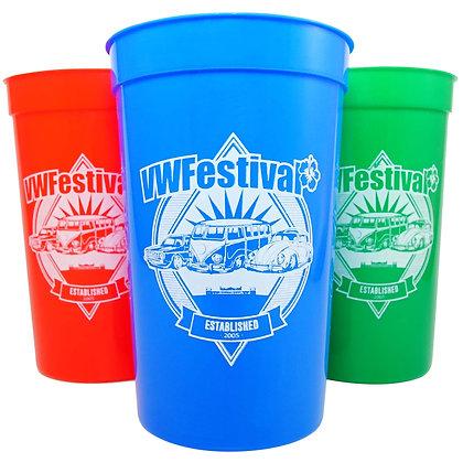 6332 Custom Imprinted Stadium Cups 32 Oz