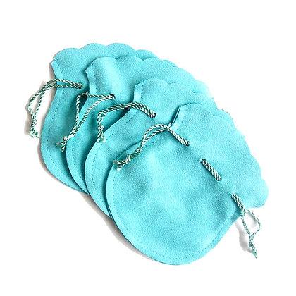 6288 Microfiber Jewelry Bag With Drawstring