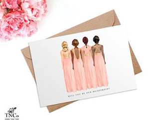 Bridesmaid Gifts- Prosperity Mansion has some advise especially for a outdoor , garden wedding venue