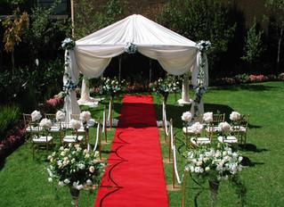 Plan a Garden Wedding in Frederick / Carroll County Maryland
