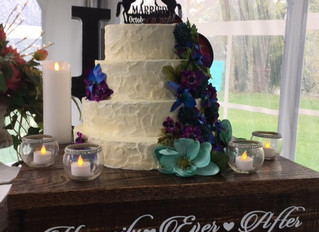 Prosperity Mansion located in Frederick / Carroll County Maryland - We love to display a mixture of