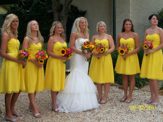 """How to Pick Bridesmaids"" -Prosperity Mansion & Farm- located in Frederick and Carroll Counties"