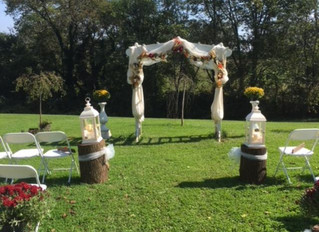 Wedding Season Is Upon Us- Prosperity Mansion an outdoor / garden wedding venue serving Frederick /
