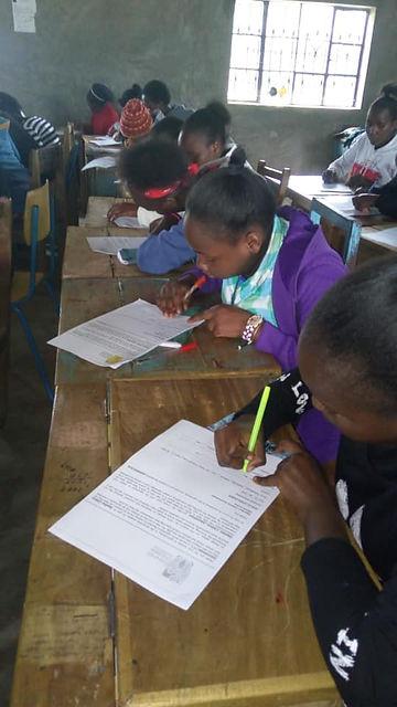 Children Learning Class