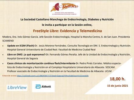 Freestyle Libre: evidencia y telemedicina