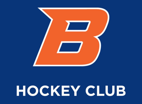 2020-2021 Boise State Hockey Season Update