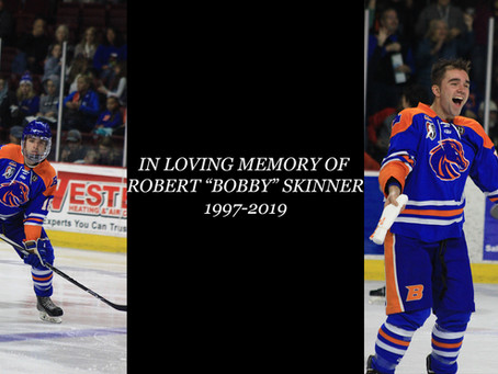 BOBBY SKINNER VIGIL SET FOR AUG 27