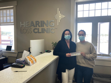 The Hearing Loss Clinic Recognised as Age Friendly