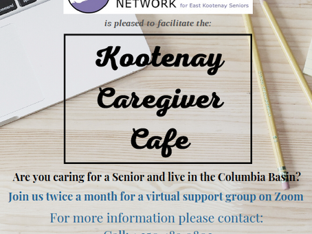 Caring for a senior and living in the local area?