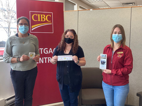 Baker Street CIBC Recognized as Age Friendly