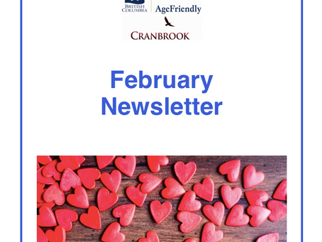 February Newsletter Out Now!
