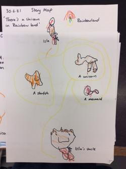 Kiyan's wonderful story ideas!