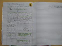 James's fabulous writing!