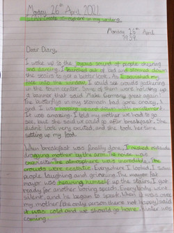 Phoebe's incredible atmospheric writing!