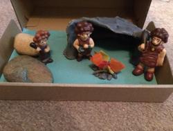 Ciara's wonderful Stone Age family!