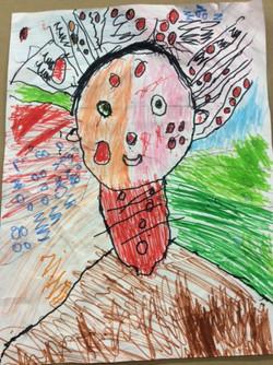 Ben's fantastic art!