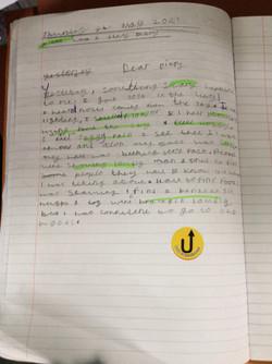 Prince's fabulous writing!