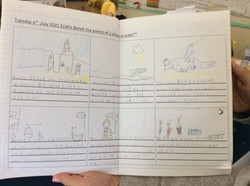 Amy's incredible writing and presentation!