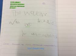 Conor's brilliant writing!