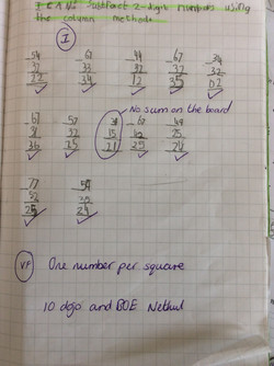 Nethul's fabulous maths!