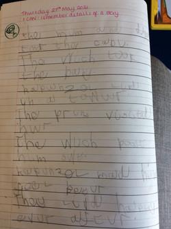 Re'kai's amazing writing!