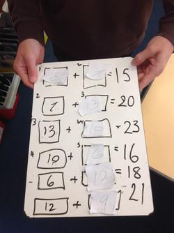 Adam's brilliant problem solving!
