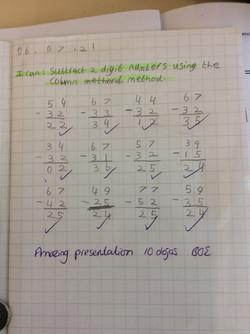 Suchay's excellent maths!