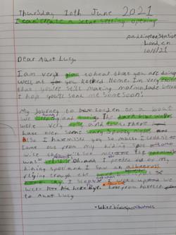 Salim's fabulous writing!