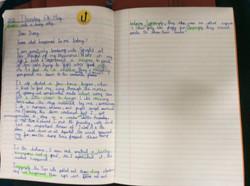 Soya's amazing writing!