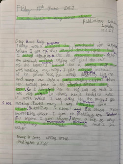 Zack's excellent writing!