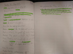 Krishika's fantastic writing!