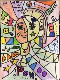 Nouf's amazing art!