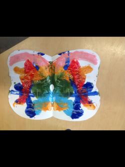 Aayan's wonderful butterfly!
