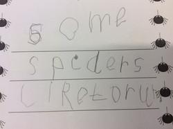Arthur's wonderful writing!
