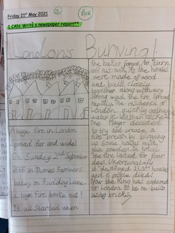 Victoria's excellent writing!