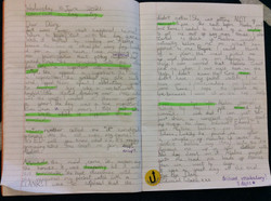 Kanon's superb diary entry!