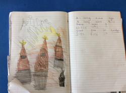 Zehra's wonderful learning!