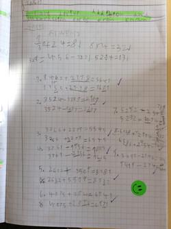 Mustafa's amazing maths!
