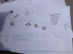 Sophie's fantastic writing!