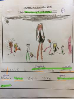 Marlene's fantastic writing!
