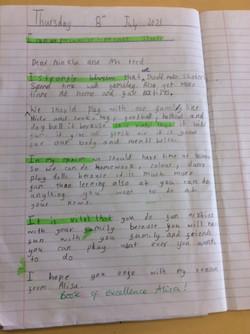 Alisa's brilliant writing!