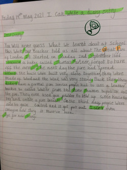 Vicky's wonderful writing!