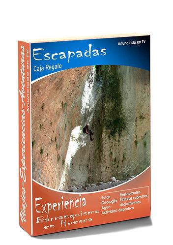 Descenso de Barrancos Aventura