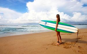 surf, ski, montaña,