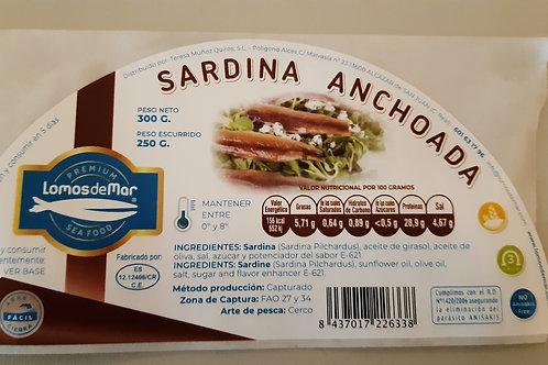 Sardinas Anchoadas